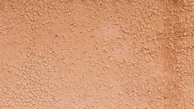 Cortar a tinta salmão de uma textura de parede
