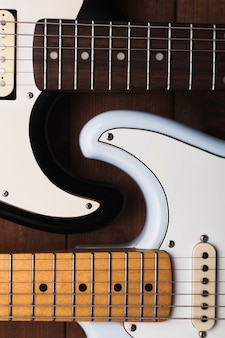 Cortar guitarras elétricas