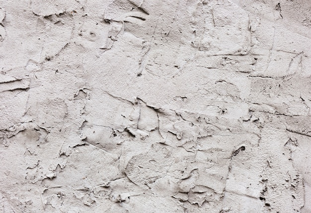 Cortar tinta branca de uma textura de parede