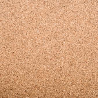 Cortiça texturizada marrom - closeup