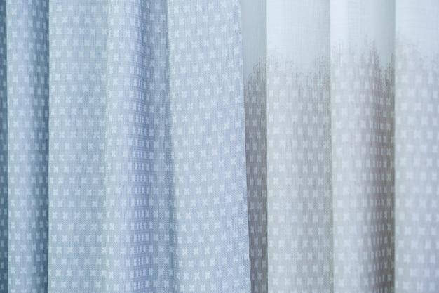 Cortinas para janelas, tule para um apartamento, uma loja de tecidos