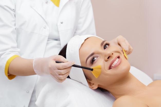 Cosmetologia. clínica spa.