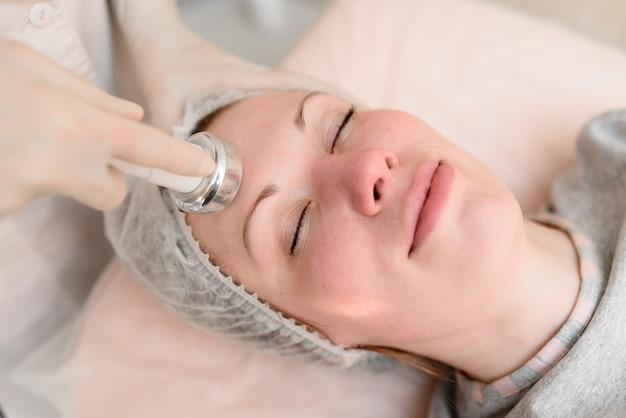 Cosmetologia do dispositivo.