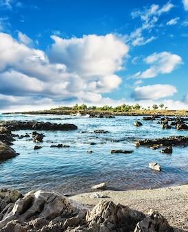 Costa da sicília, itália