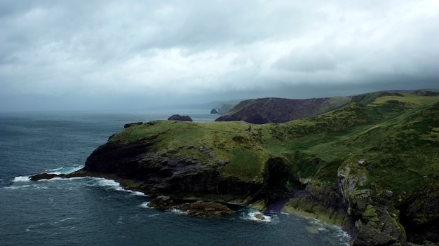 Costa de tintagel