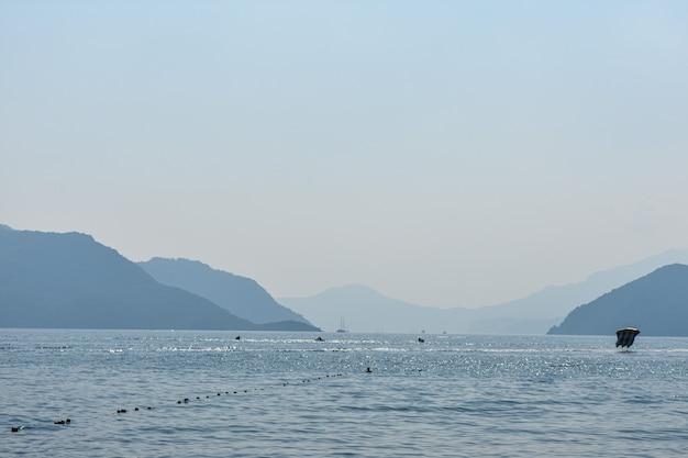 Costa do egeu. marmaris. turquia