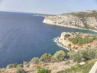 Costa do mar egeu