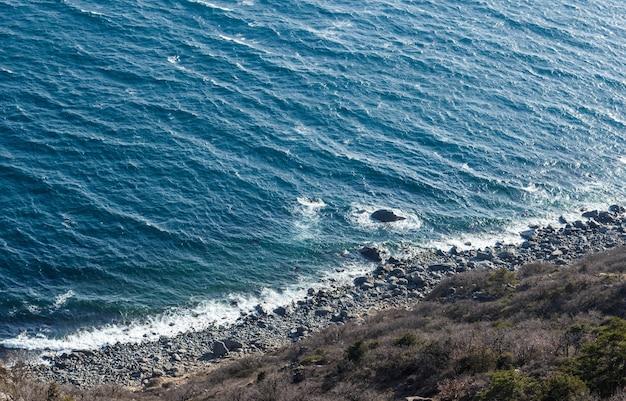 Costa do mar negro, crimeia