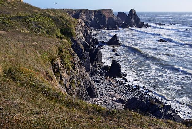 Costa do norte da califórnia