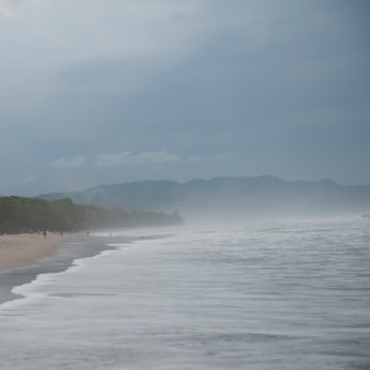 Costa rica seascape