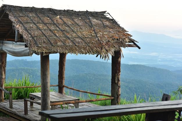 Cottage na montanha, casa de campo, cabana, cabana, cabana, lodge, barraco