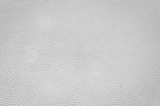 Couro de textura branco e bronze cor