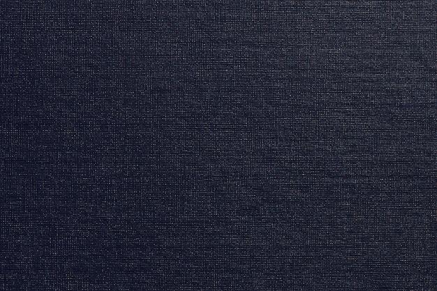 Couro genuíno azul. plano de fundo para o design. foto de alta qualidade