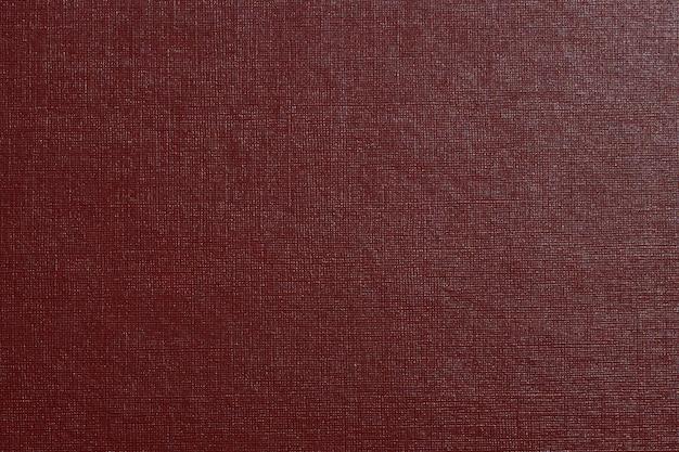Couro genuíno vermelho. plano de fundo para o design. foto de alta qualidade