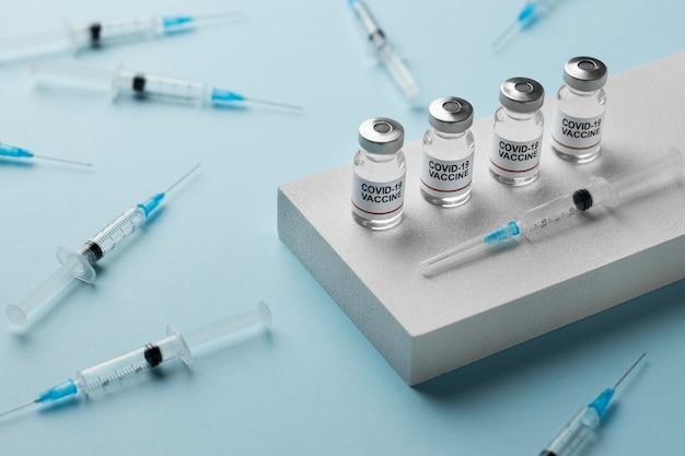 Covid ainda vida com vacina