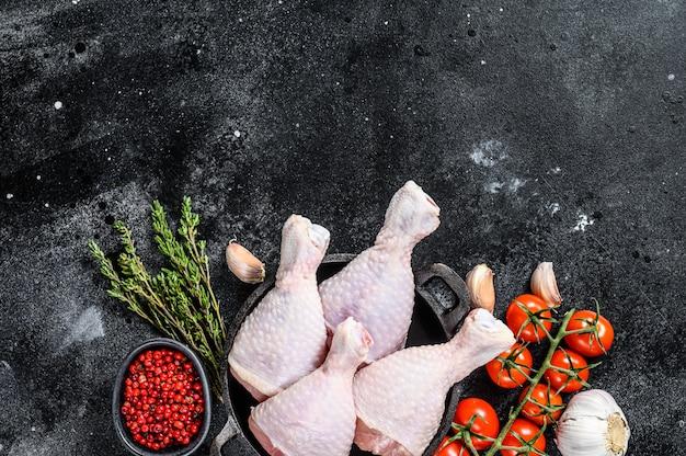 Coxinhas de frango fresco com tomilho