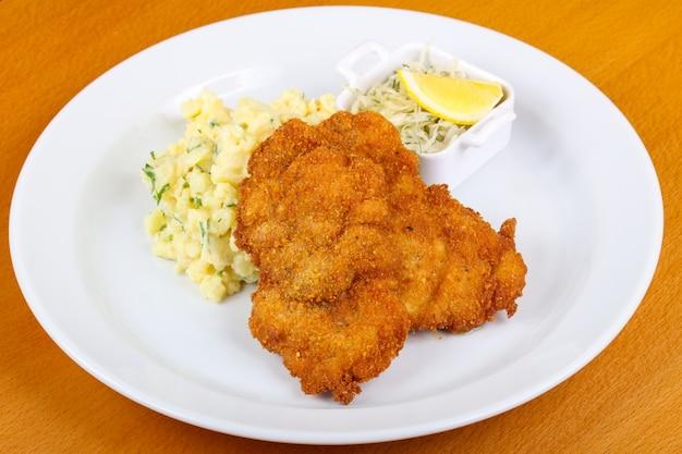 Cozinha checa - schnitzel