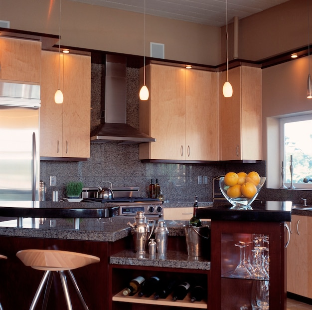 Cozinha doméstica
