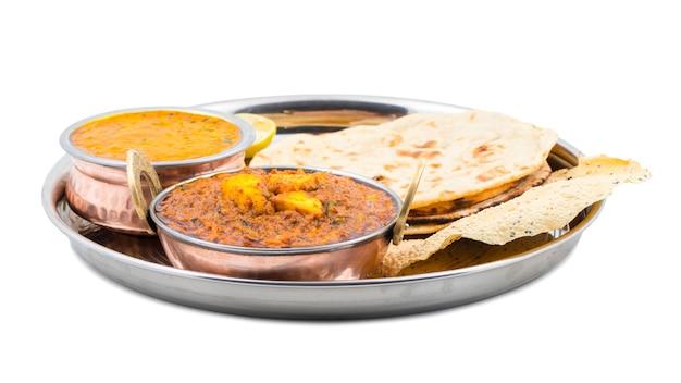 Cozinha indiana kadai paneer