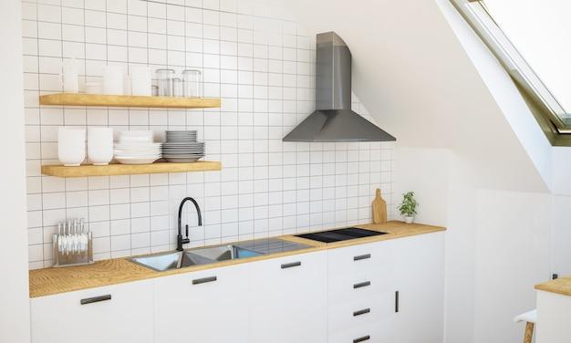 Cozinha mínima