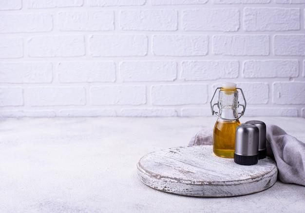 Cozinha moderna em estilo escandinavo