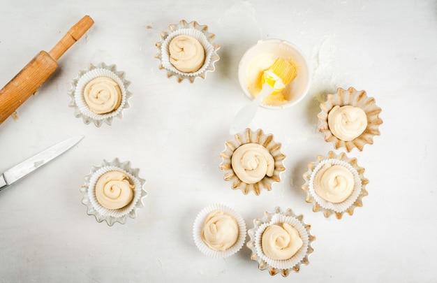 Cozinhar na moda - scones cruffins