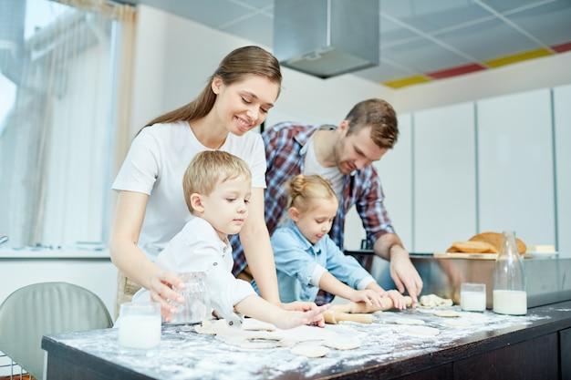 Cozinhar pastelaria