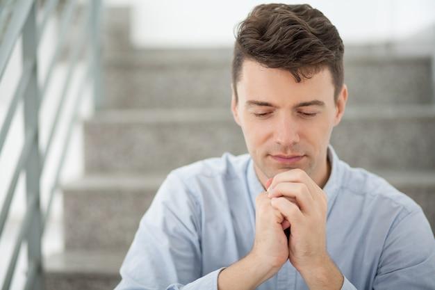 Crença pessoa profissional sozinho lifestyle