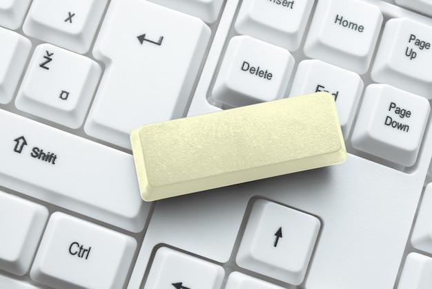 Criação abstrata de trabalhos de transcrição online, digitando descrições de sites, bate-papo na internet