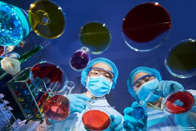 Criação de vacina nova em folha