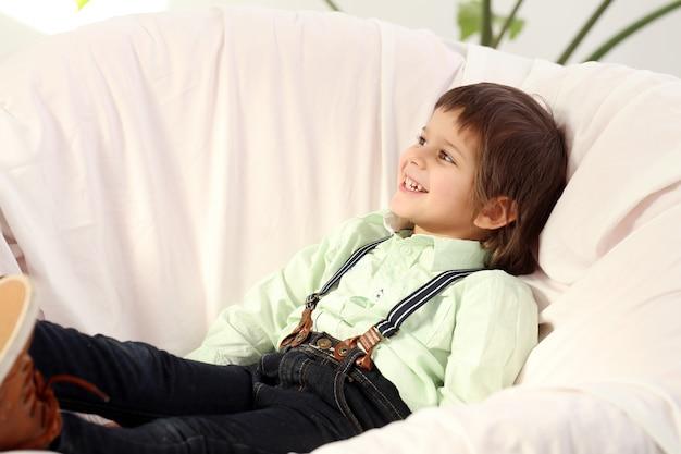 Criança adorável