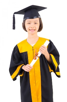 Criança asiática