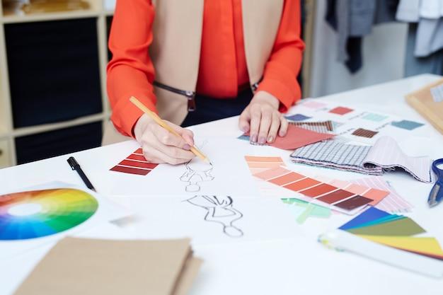 Criando novas tendências da moda