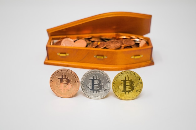 Criptomoeda irá substituir o dinheiro.