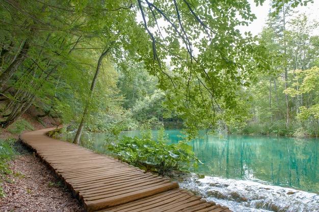 Croácia plitvice lakes