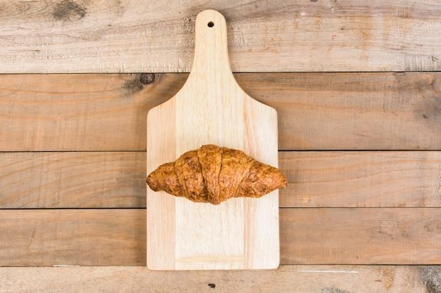 Croissant na madeira