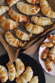 Croissants deliciosos