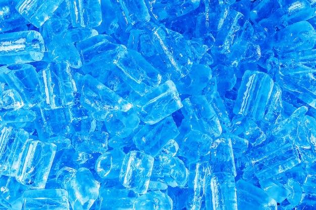 Cubos de gelo para bebidas