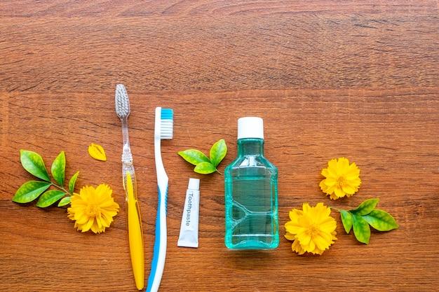 Cuidados de saúde de uso pessoal para a cavidade oral