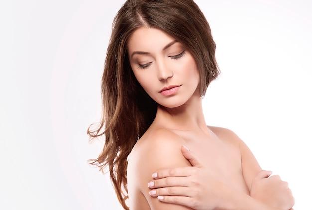 Cuidando da condição da pele