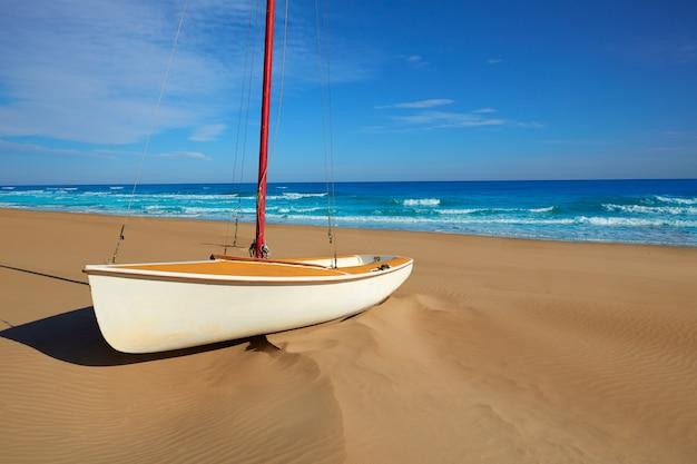 Cullera dosel beach valência do mediterrâneo