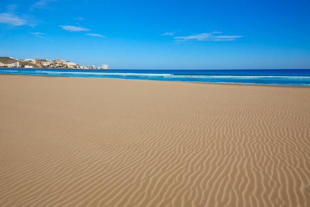 Cullera sant antoni praia san antonio em valência