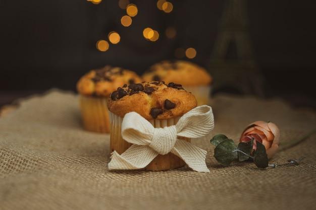 Cupcake muffin bolo fofo
