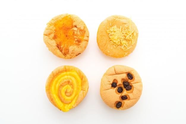 Cupcakes de esponja