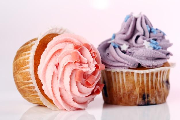 Cupcakes de férias