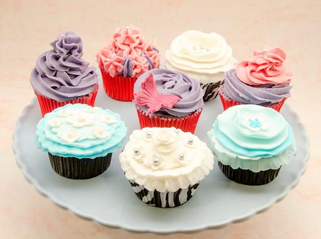 Cupcakes fofos