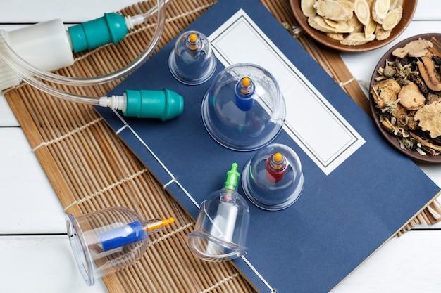 Cupping terapia da medicina tradicional chinesa