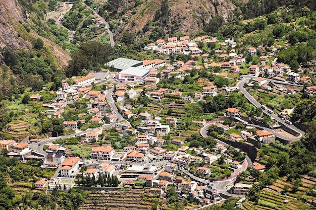 Curral das freiras é uma freguesia do arquipélago português da madeira
