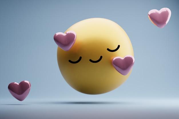 D design de emoji