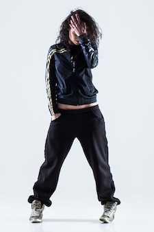 Dançarino de hip-hop